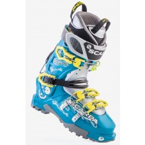 Scarpa Gea Women's Lake Blue/Limelight