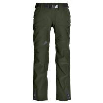 Klättermusen W's Gere Pants 2.0 Regular Dark green