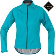 Gore Bike Wear Power Lady Gore-Tex Active Jacket Scuba Blue