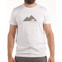 Gridarmor T-Shirt Organic Cotton No.3 White