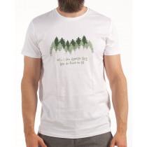 Gridarmor T-Shirt Organic Cotton No.5 White