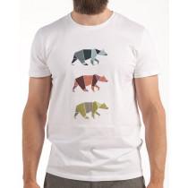 Gridarmor T-Shirt Organic Cotton No.8 White