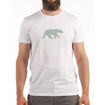 Gridarmor T-Shirt Organic Cotton No.9 White
