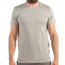 Gridarmor Vassfaret T-Shirt Organic Cotton 2pk Grey Melange/Black