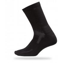 Gridarmor Bamboo Sport Sock Black