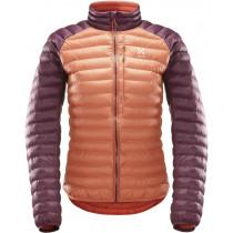 Haglöfs Essens Mimic Jacket Women's Dusty Rust/Aubergine