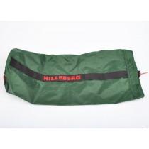 Hilleberg tältpåse 63 x 30cm grön