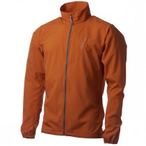 Houdini M's Air 2 Air Wind Jacket Saddle Brown