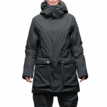 Houdini Women's Spheric Parka True Black