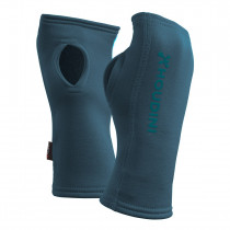 Houdini Power Wrist Gaiters Abyss Green