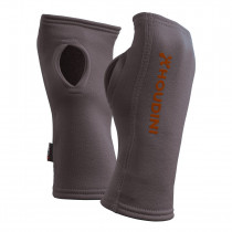 Houdini Power Wrist Gaiters Frosty Birch Brown