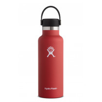 Hydro Flask Standard Mouth Lava 18 oz