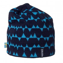 Isbjörn Of Sweden Tiptop Knitted Cap Navy