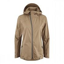 Klättermusen Loride Jacket W's Weathered Wood