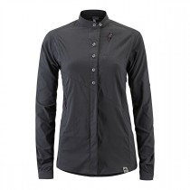 Klättermusen Tyr Shirt W's Dark Grey