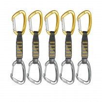 Mammut 5er Pack Crag Express Sets Straight Gate/Wire Gate