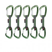 Mammut 5er Pack Crag Indicator Wire Express Sets Straight Gate/Wire Gate