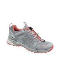 Mammut T Aegility Low Gtx Women Neutral Grey-Barberry