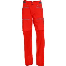 Norrøna Lyngen Hybrid Pants (M) Crimson Kick