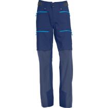 Norrøna Lyngen Hybrid Pants (M) Ocean Swell