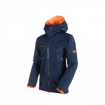 Mammut Nordwand Advanced HS Hooded Jacket Men Night