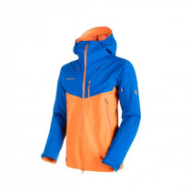 Mammut Nordwand Pro HS Hooded Jacket Men Sunrise-Ice