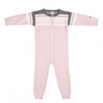 Marius Kids Ull Overall Lotus Pink