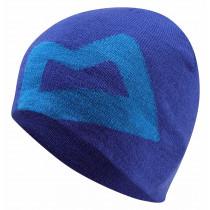 Mountain Equipment Branded Knitted Beanie Sodalite/Ltocean O/S