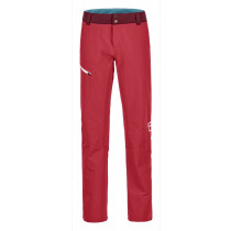 Ortovox Pelmo Pants W Hot Coral
