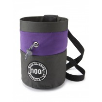 Moon S7 Retro Chalk Bag Grey/Purple
