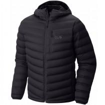 Mountain Hardwear Men's Stretchdown Hooded Jacket Black