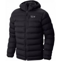 Mountain Hardwear Men's Stretchdown Plus Hooded Jacket Black