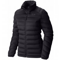 Mountain Hardwear Women's Stretchdown Jacket Black