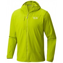 Mountain Hardwear Men's Super Chockstone Hooded Jacket Fresh Bud