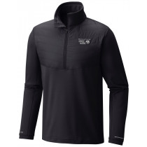 Mountain Hardwear 32 Insulated 1/2 Zip Black