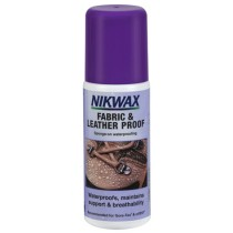 Nikwax Spray On Fabric & Leather 125ml