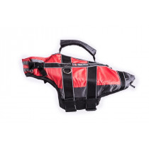 Non-Stop Dogwear Safe Life Jacket Red/Black 3