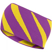 Norrøna /29 Reversible Striped Headband Pumped Purple