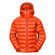 Norrøna Lyngen Lightweight Down750 Jacket (Jr) Orange Alert