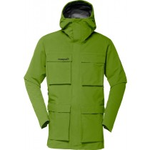 Norrøna Svalbard Gore-Tex Jacket (M) Evergreen