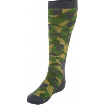 Norrøna Tamok Heavy Weight Merino Socks Long - Camo Ltd Green Camo
