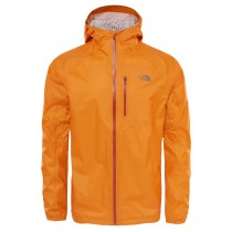 The North Face Men's Flight Series Fuse Jacket Exuberance Orange