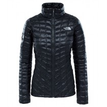 The North Face Women's Thermoball Full Zip Jacket Black