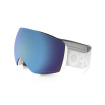 Oakley Flight Deck Factory Pilot Whiteout Prizm Sapphire Iridium