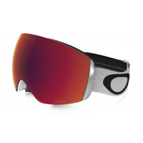 Oakley Flight Deck Matte White Prizm Torch Iridium