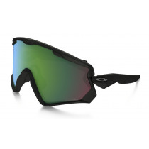Oakley Wind Jacket 2.0 Matte Black Prizm Jade Iridium