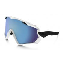 Oakley Wind Jacket 2.0 Matte White Prizm Sapphire Iridium