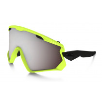 Oakley Wind Jacket 2.0 Neon Retina Prizm Black Iridium