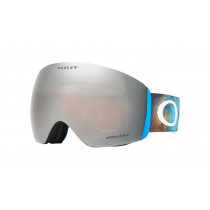 Oakley Flight Deck Corduroy Dreams Blueorg W/Prizm Black