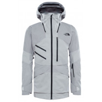 The North Face Men's Fuse Brigandine Jacket Vaporous Grey Fuse